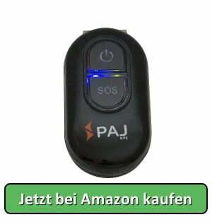 PAJ EASY Finder 2.0 Senioren Tracker Peilsender GPS - Jetzt bei Amazon kaufen