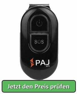 PAJ GPS Easy Finder GPS Tracker für Senioren - Jetzt den Preis prüfen